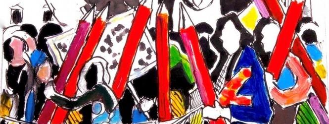 «La Marche des Crayons», clip lanceur d'alerte contre l'oubli : 100 000 vues YouTube / Facebook